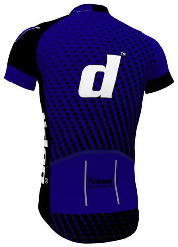 Didoo Men/'s Half Sleeves T-Shirts Cycling Top Bike Jerseys Athlete Racing Team