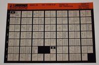 Microfich Parts Catalog Mariner Outboards Ersatzteilkatalog 250 275 A2 05/1996!