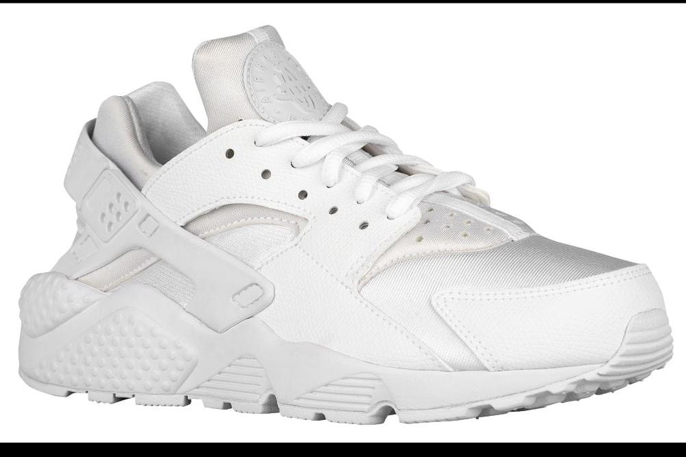 New Nike Air Huarache Femme fonctionnement chaussures blanc  5 US =UK 2.5= EUR 35.5 =22 cm