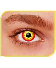lentilles de couleur darth maul  crazy lens 1 an