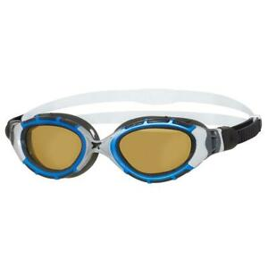 Zoggs-Predator-Flex-2-0-Photochromatic-Polarized-Ultra-Reactor-Swim-Goggles