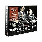 The Everly Brothers - Essential Collection [Metro] (+DVD, 2013)