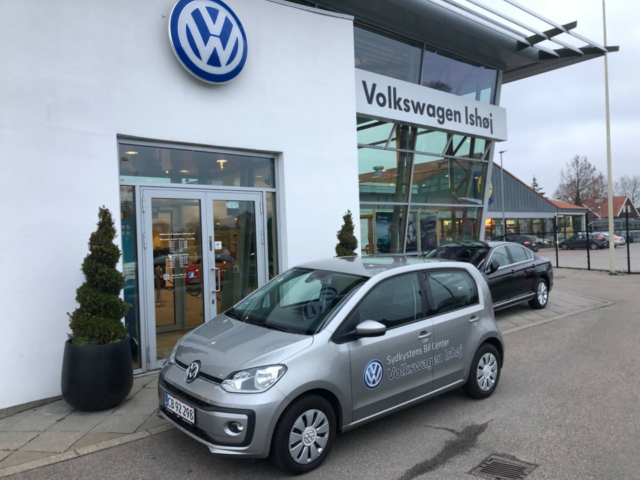 VW Up! 1,0 MPi 60 Move Up! BMT Benzin modelår 2019 km 13000…