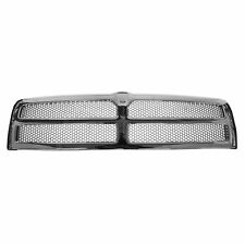 1994-2002 1998 Grille Grill Chrome Front End for Dodge Ram 1500 2500 3500