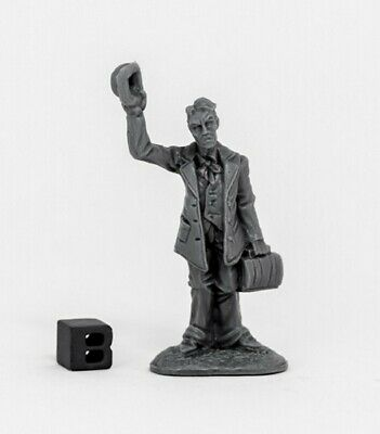 Space Henchman Bones Black Sci-Fi Miniature Reaper 49016