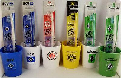 FC St Pauli Zahnputzset Neu /& OVP