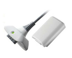 Rechargeable-Battery-Pack-Xbox-360-Controller-Plug-Play-Charge-Power-Cable