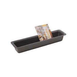 partybrot und pastetenform 25 cm backform brot klein pastete antihaft ebay. Black Bedroom Furniture Sets. Home Design Ideas