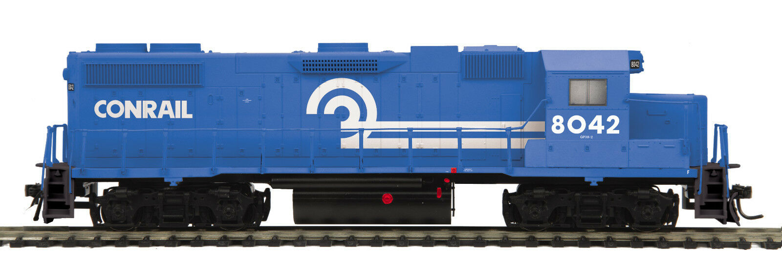 MTH HO Conrail GP38-2 Diesel w/DCC and PS-3 Sound Decoder 85-2045-1