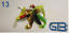 15-Stueck-Relax-Kopyto-10-12-cm-Gummifische-Gummikoeder-Hecht-Barsch-Zander Indexbild 14