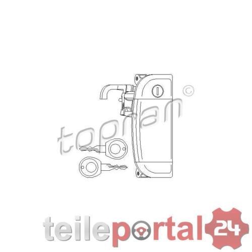 MANIGLIA PORTA ANTERIORE SINISTRA TRANSPORTER t4