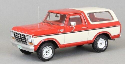 Neo 46910 Ford Bronco rojo   blancoo - 1979 1   43