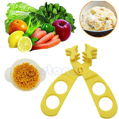 Toddlers Baby Portable Scissors Feeding Food Shears Cut Crush food Safe Care