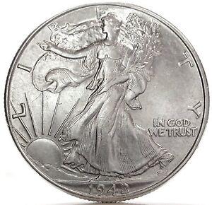 Collection Ici United States-usa (half $ Dollar) 1942