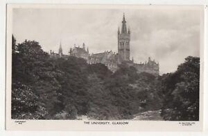 The-University-Glasgow-Vintage-RP-Postcard-Scotland-725b