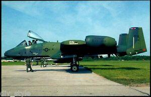 A-10A-Warthog-postcard-Fairchild-Republic-A-10-Thunderbolt-II-12a