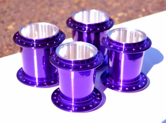 Transparent Candy Purple Powder Coating Paint - 1lb