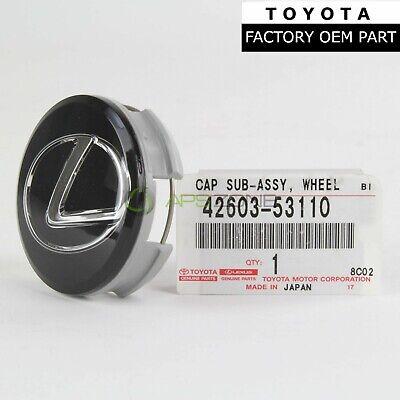 LEXUS OEM FACTORY CENTER CAP 2007-2012 ES350