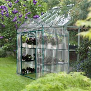 3-Tier-Portable-Greenhouse-6-Shelves-PE-Cover-Plant-Garden-Green-House-Cover