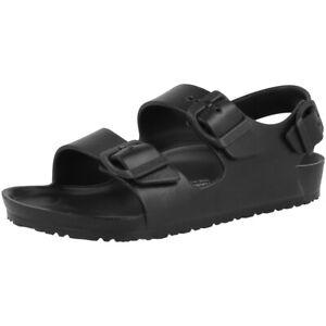 Details zu Birkenstock Milano Kids EVA Schuhe Sandalen Badeschuhe Weite schmal 1009353