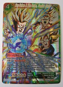 Son-Gohan-amp-Son-Goten-Familial-Bonds-Dragon-Ball-Super-CCG-NM-M-BT7-113-SPR
