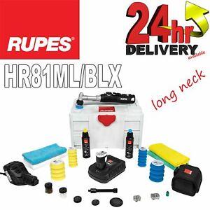 Rupes HR81ML/BLX-R iBrid Nano Long Neck Polisher Polishing Machine Car Buffer