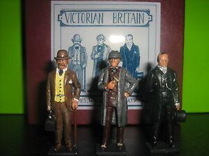 Sherlock Holmes,Dr Watson & Moriarty MIB