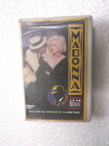 MADONNA-I-M-BREATHLESS-DICK-TRACY-RARE-CASSETTE-TAPE-INDIA-1995