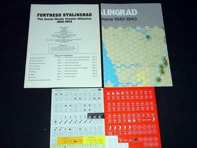 perfecto World Wide WarJuegos 3W-fortaleza Stalingrado 1942-1943 frente ruso (ENLOMADOR) (ENLOMADOR) (ENLOMADOR)  conveniente