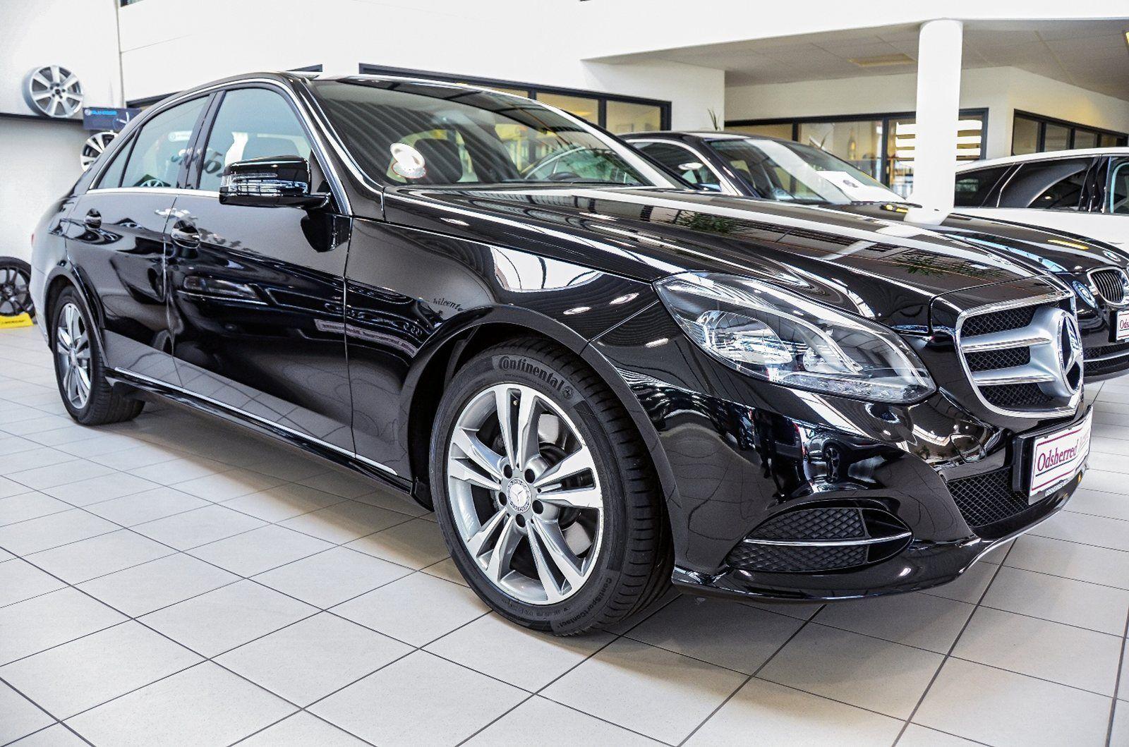 Mercedes E350 3,0 BlueTEC aut. 4d - 476.500 kr.