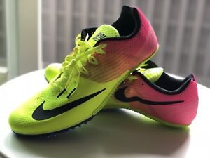 newest d7061 be65c Image is loading Nike-Zoom-Rival-S-Men-039-s-Track-