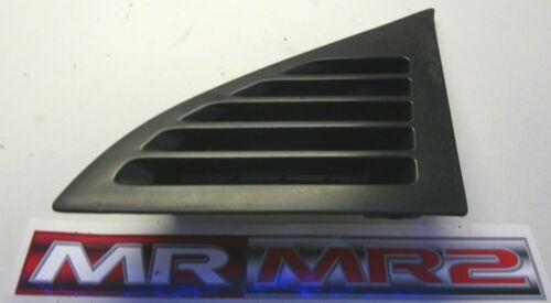 TOYOTA MR2 MK2 Turbo Driver laterali lunotto posteriore di drenaggio Vent-lato destro