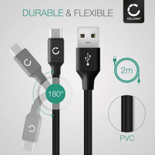Cable USB Canon PowerShot g7 X Mark II cable cargador 2a negro