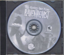 Mystery Case Files: Ravenhearst (PC, 2006, Big Fish Games)