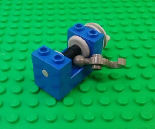 *NEW* Lego Blue Winch w Dark Grey Hook Wind Black String Tow Trucks x 1 piece