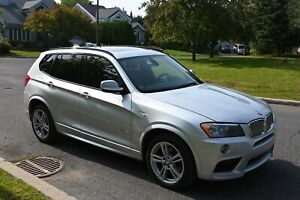 2012 BMW X3 -