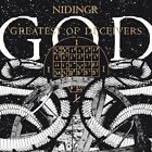 Nidingr Greatest of Deceivers 2013 LP Vinyl 33rpm