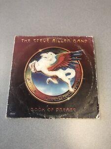 The Steve Miller Band Book Of Dreams Vinyl LP SO-11630