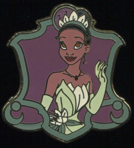 Disney Princess Crest Mystery Collection Tiana Disney Pin 90911