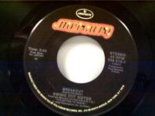 """SWING OUT SISTER """"BREAKOUT / DIRTY MONEY"""" 45"""