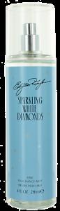 Sparkling-white-Diamonds-By-Elizabeth-Taylor-For-Women-Body-Mist-Spray-NEW