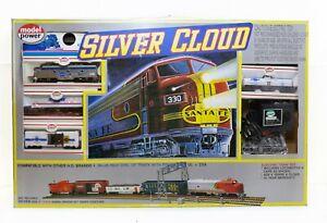 Modelo-energia-Silver-Cloud-Mopar-Express-Escala-Ho-Set-Chevrolet-En-Caja-Original
