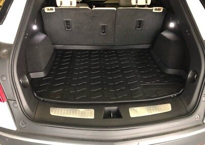 Laser Measured Trunk Liner Cargo Rubber Tray for Acura MDX 2014-2020