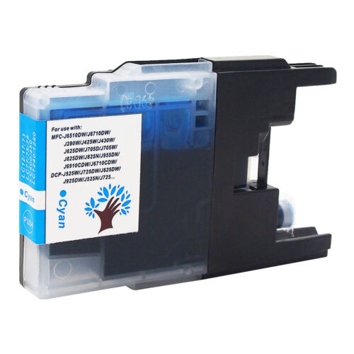 Lot LC71 LC75 LC79 Ink Cartridge For Brother MFC-J5910DW J6510DW J6710DW Printer