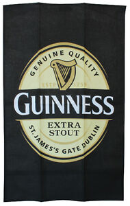 OFFICIAL MERCHANDISE CHOICE OF LABEL GIRL TOUCAN GIFT T GUINNESS TEA TOWEL