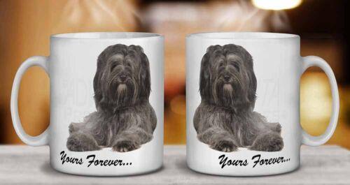 Tibetan Terrier /'Yours Forever/'  Coffee//Tea Mug Christmas Stocking Fi AD-TT2yMG