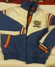 Vintage Pro Player Florida Gators Puff Insulated Jacket Mens Size Medium Coat