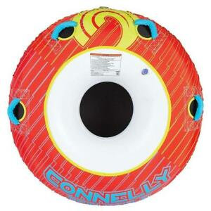 CONNELLY-SPIN-CYCLE-1-Person-Tube-Towable-Funtube-Wasserreifen-Wasserspass-137cm