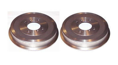 Pair of New MGB Brake Drums 1968-1980 100/% New High Quality