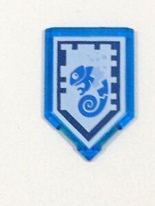 Lego 70372 Nexo Knights Powers Shield Pattern Boomerang